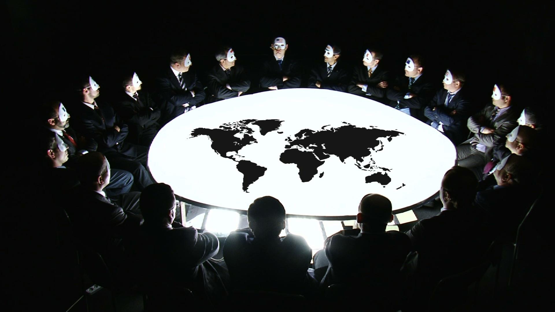 - Новый мировой класс - вызов для человечества