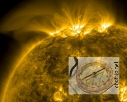 - NASA: Солнце поменяет местами магнитные полюса до Нового года
