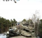 Каменные палатки. Екатеринбург. – Фото: Пресс-центр ЗоВУ, 2013