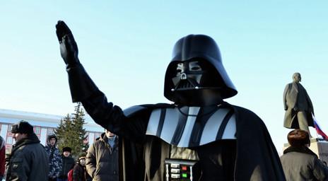 - Дарт Вейдер будет президентом Украины!