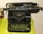 ОЛИМПИЯ, пишущая машинка