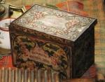 Коробка для конфет из царской России