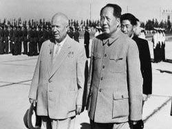 - Как Хрущёв Китай потерял